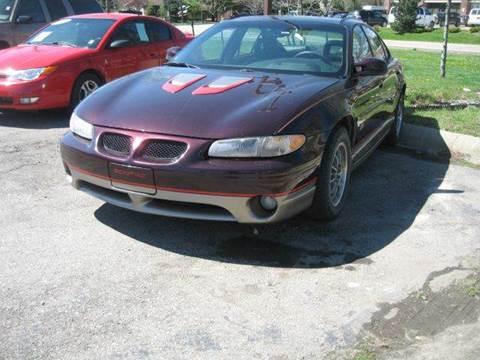 2002 Pontiac Grand Prix for sale in Brighton, MI