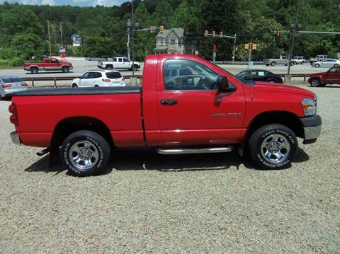 2007 Dodge Ram Pickup 1500 for sale in Mt Pleasant, PA
