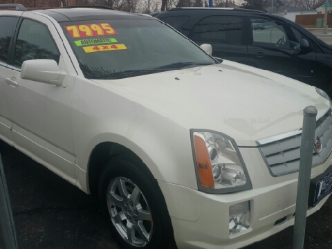 2008 Cadillac SRX for sale in Milwaukee, WI