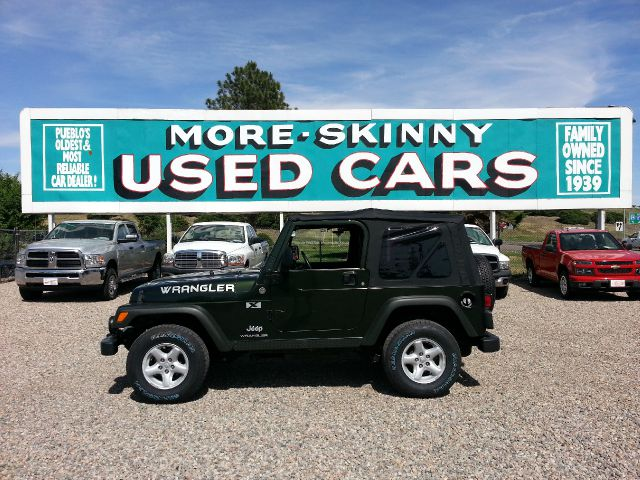 2005 Jeep Wrangler for sale in Pueblo CO