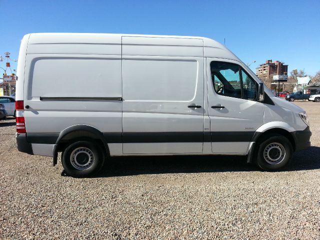 2014 mercedes benz sprinter cargo 2500 144 wb 3dr cargo for Mercedes benz sprinter cargo van for sale