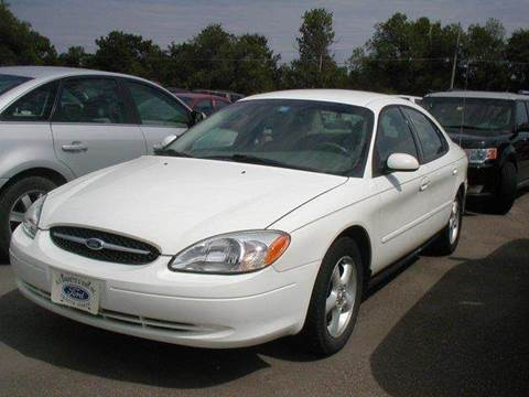 2000 Ford Taurus for sale in Swanton, VT