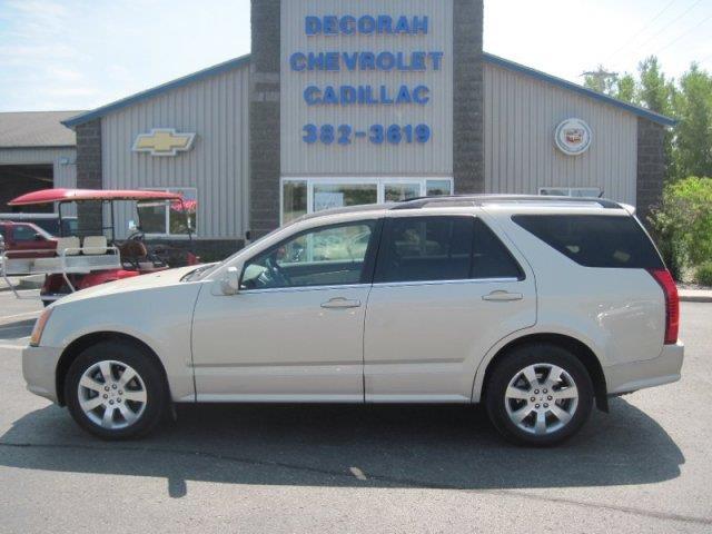 2007 Cadillac SRX for sale in DECORAH IA