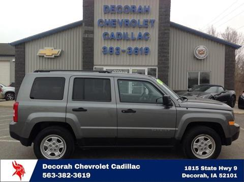2013 Jeep Patriot for sale in Decorah, IA