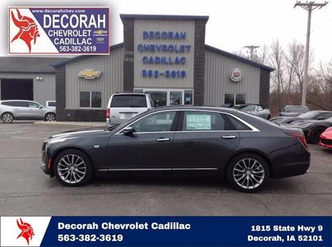 2017 Cadillac CT6 for sale in Decorah, IA