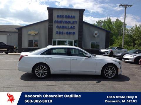 2018 Cadillac CT6 for sale in Decorah, IA