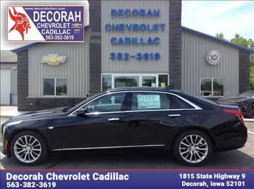2016 Cadillac CT6 for sale in Decorah, IA