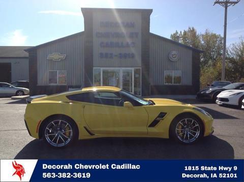 2017 Chevrolet Corvette for sale in Decorah, IA