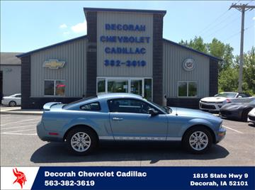 2006 Ford Mustang for sale in Decorah, IA