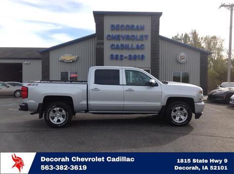 2018 Chevrolet Silverado 1500 for sale in Decorah, IA