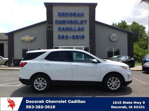 Used chevrolet equinox for sale in iowa for Star motors iowa city