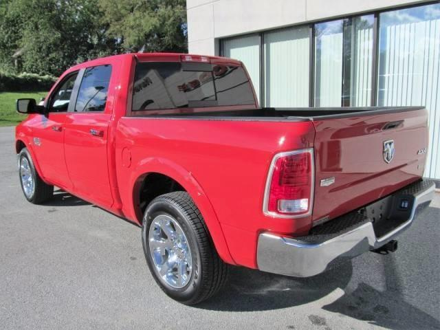 2016 RAM Ram Pickup 1500 4x4 Laramie 4dr Crew Cab 5.5 ft. SB Pickup - Floyd VA