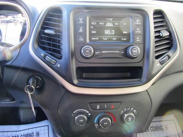 2017 Jeep Cherokee 4x4 Sport 4dr SUV - Floyd VA