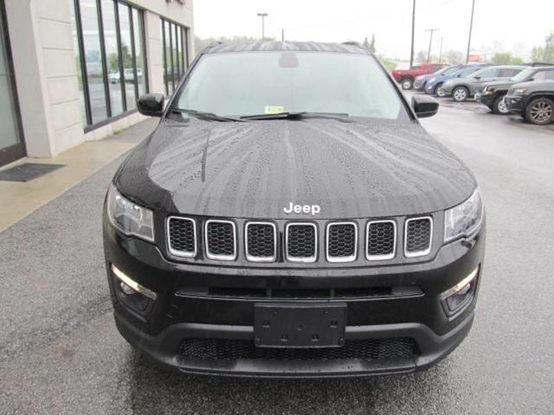 2017 Jeep Compass Latitude 4x4 4dr SUV midyear release In Floyd