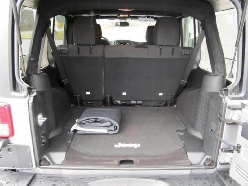 2017 Jeep Wrangler Unlimited 4x4 Sport 4dr SUV - Floyd VA