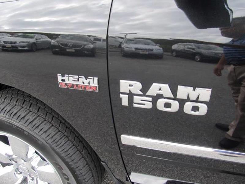 2017 RAM Ram Pickup 1500 4x4 Big Horn 4dr Quad Cab 6.3 ft. SB Pickup - Floyd VA