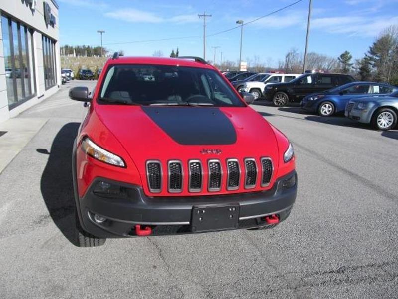 2017 Jeep Cherokee 4x4 L Plus 4dr SUV - Floyd VA