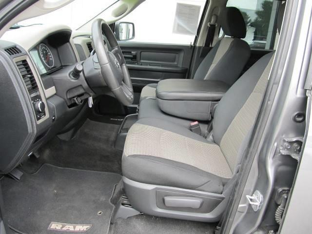 2010 Dodge Ram Pickup 1500 4x4 ST 4dr Crew Cab 5.5 ft. SB Pickup - Floyd VA