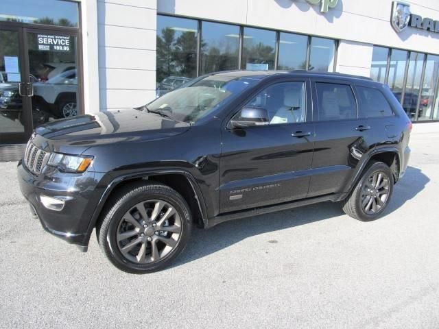 2016 Jeep Grand Cherokee 4x4 Limited 75th Anniversary 4dr SUV - Floyd VA
