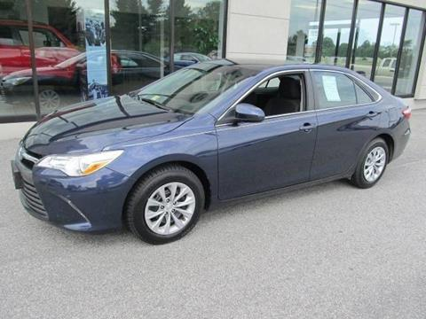 2015 Toyota Camry for sale in Floyd, VA