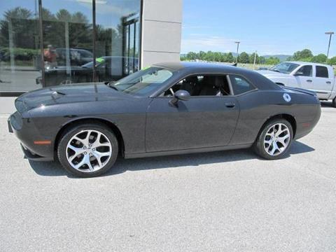 2015 Dodge Challenger for sale in Floyd, VA