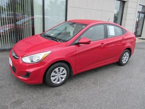 2016 Hyundai Accent for sale in Floyd, VA