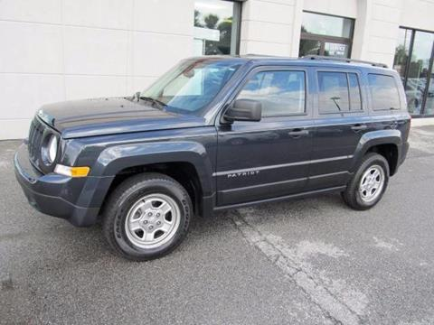 2015 Jeep Patriot for sale in Floyd, VA
