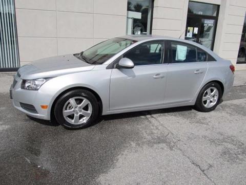 2014 Chevrolet Cruze for sale in Floyd, VA