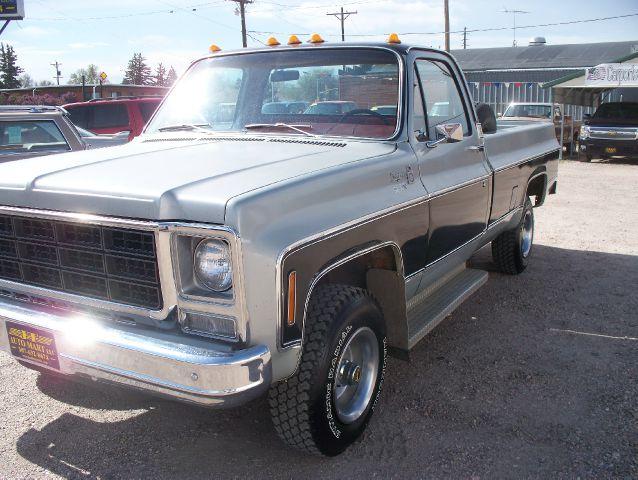 1980 Chevrolet C/K 10 Series