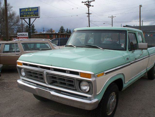 1977 Ford F-350