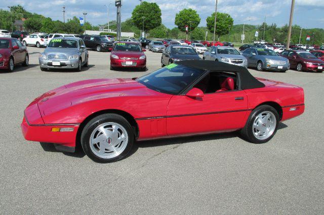 1989 Chevrolet Corvette For Sale In Radford Va