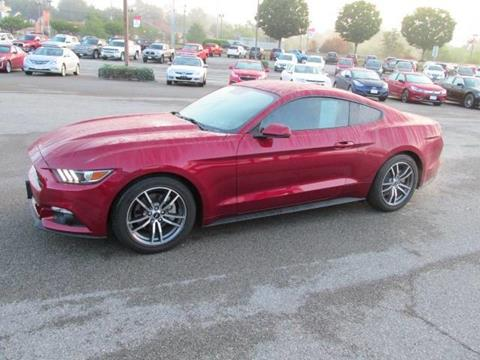 2015 Ford Mustang for sale in Radford, VA