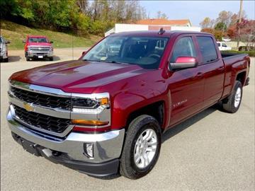2017 Chevrolet Silverado 1500 for sale in Radford, VA