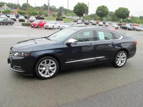 2015 Chevrolet Impala for sale in Radford VA