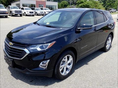 2018 Chevrolet Equinox for sale in Radford, VA