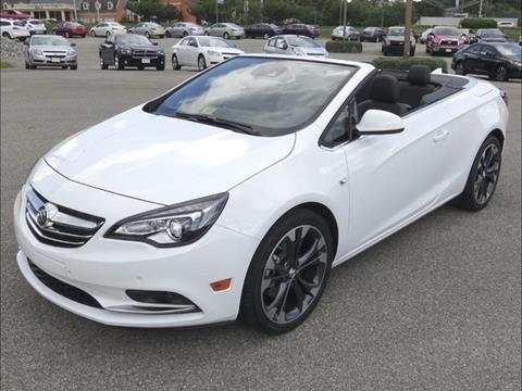 2016 Buick Cascada for sale in Radford VA
