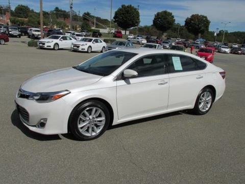 2014 toyota avalon for sale. Black Bedroom Furniture Sets. Home Design Ideas