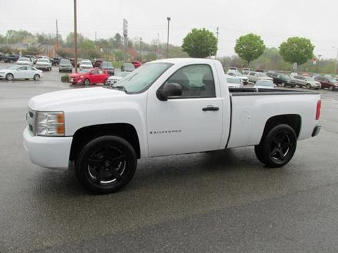 2007 Chevrolet Silverado 1500 for sale in Radford, VA