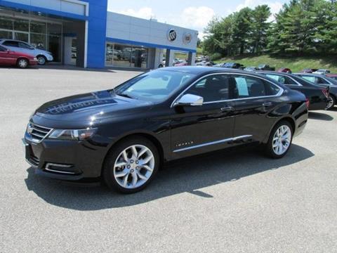 2017 Chevrolet Impala for sale in Radford, VA