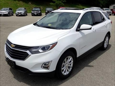 2018 Chevrolet Equinox for sale in Radford, VA