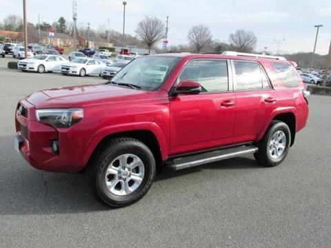 2015 Toyota 4Runner for sale in Radford, VA