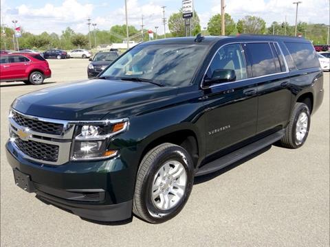 2016 Chevrolet Suburban for sale in Radford, VA