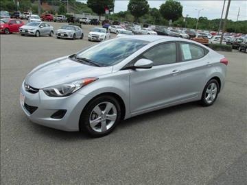2013 Hyundai Elantra for sale in Radford, VA