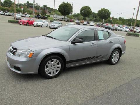 2013 Dodge Avenger for sale in Radford VA