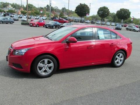 2014 Chevrolet Cruze for sale in Radford, VA