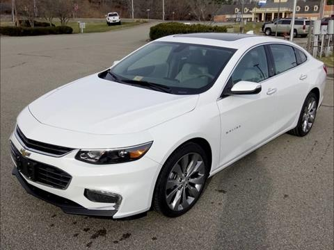 2017 Chevrolet Malibu for sale in Radford, VA