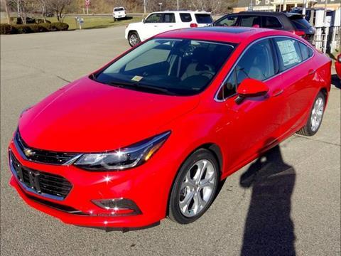 2017 Chevrolet Cruze for sale in Radford VA