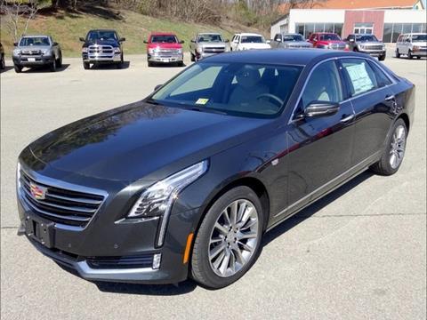 2017 Cadillac CT6 for sale in Radford, VA