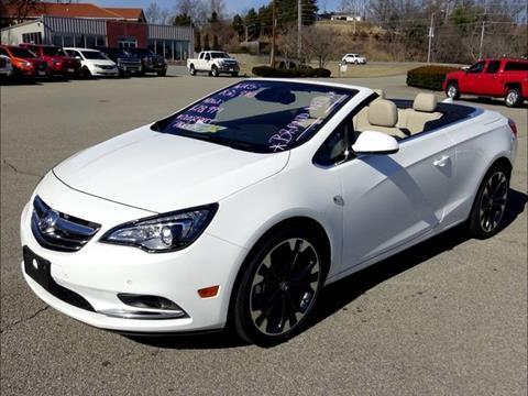 2016 Buick Cascada for sale in Radford VA