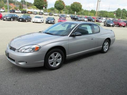 2006 Chevrolet Monte Carlo for sale in Radford VA
